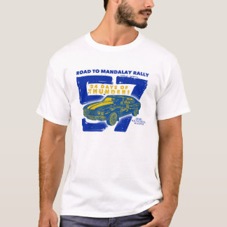 24 Days of THUNDER! T-Shirt