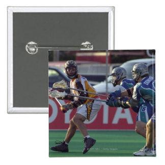 24 de junio de 2001:   Ryan Powell #22 Rochester Pin Cuadrada 5 Cm