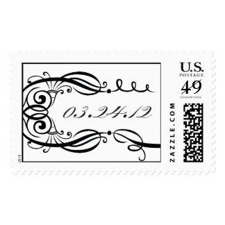 24 de marzo de 2012 casandose timbre postal