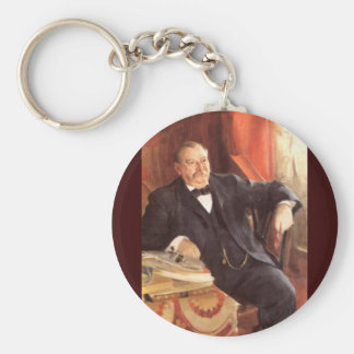 24 Grover Cleveland1 Keychains