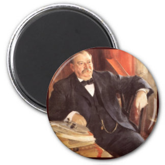 24 Grover Cleveland1 Magnets