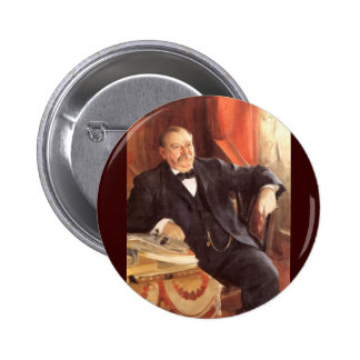 24 Grover Cleveland1 Pin
