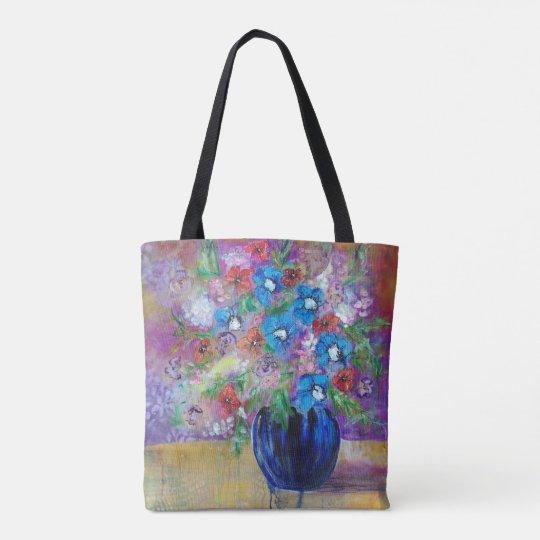 Amburgey Bag By Hour Art Bouquet Sheryl 24 Tote b6yfY7gv
