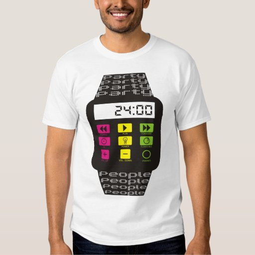 24 hour party people watch t shirt zazzle for One hour t shirts