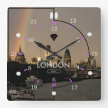 24 hour Time Zone Picture Wall Clock (LD-W)