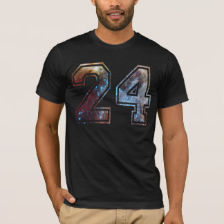 24 hours in space T-Shirt