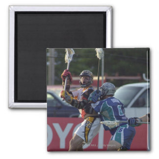 24 Jun 2001:  Ryan Powell #22  Rochester 2 Inch Square Magnet