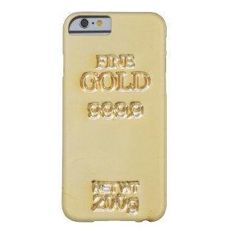 24 Karat Gold Bullion Bar Barely There iPhone 6 Case