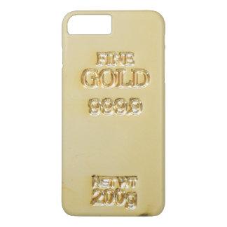 24 Karat Gold Bullion Bar iPhone 8 Plus/7 Plus Case