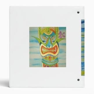 24 Karat Jellies/ Aloha Tiki Notebook Binder