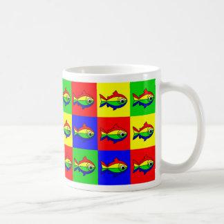 24 Oncor Hynchus Mykiss - 24 Raibow Trouts Mug
