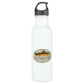 24 oz. Aluminum 100% BPA Free Stainless Steel Water Bottle