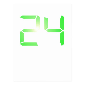 24 POSTCARD