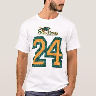#24 Seahawk Jersey T-Shirt