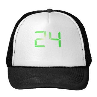 24 TRUCKER HAT