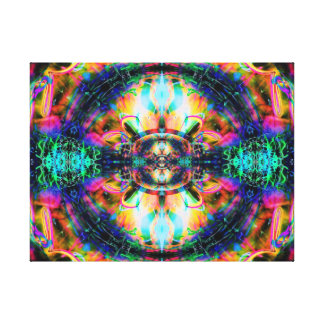 """24"""" x 18"""", 1.5"""" Map of the Universe, Kevin C. Head Canvas Print"""