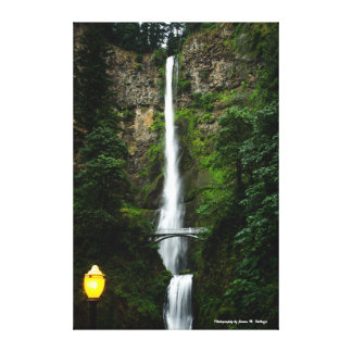 24 x 36 Multnomah Falls Gallery Wrap Canvas
