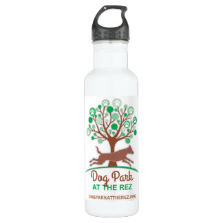 24oz Stainless Steel Water Bottle