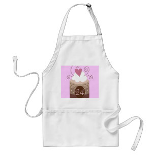 24th Birthday Gift Ideas For Her Adult Apron