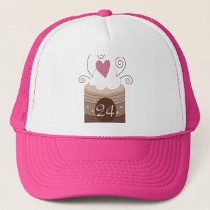 24th Birthday Gift Ideas For Her Trucker Hat