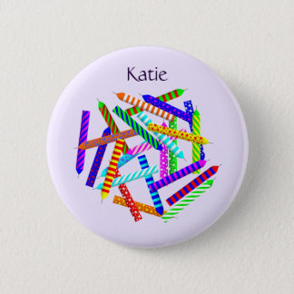 24th Birthday Gifts Button