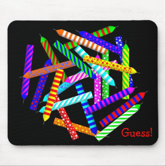 24th Birthday Gifts Mouse Pad