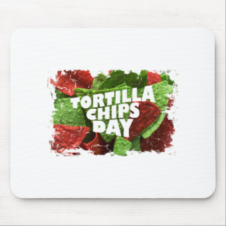 24th February - Tortilla Chip Day Mouse Pad