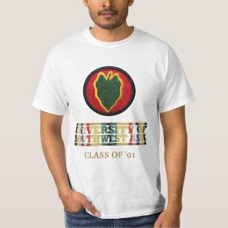 24th Inf. Div. University of Southwest Asia Shirt