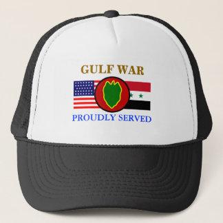 24TH INFANTRY DIVISION GULF WAR HAT
