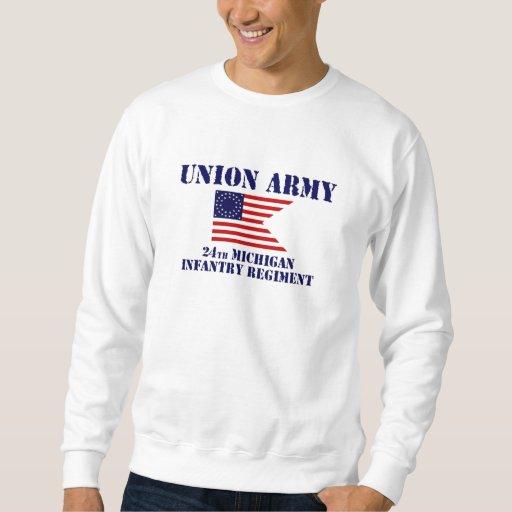 24th Michigan Infantry Regiment, Civil War Shirt