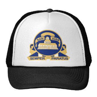 24to Regimiento de infantería - San Juan - Semper  Gorros