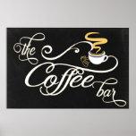 24x36 Chalkboard Coffee Bar Sign