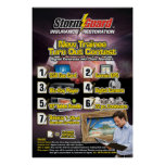 24x36 Storm Guard New Trainee Turnout Poster