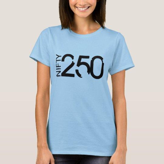250 básicos para mujer playera
