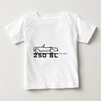 250SL_BLK BABY T-Shirt