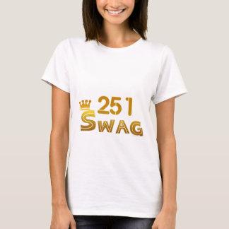 251 Alabama Swag T-Shirt