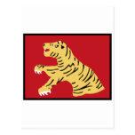 251o Brigada india del tanque Postal