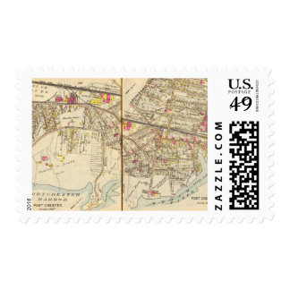 252253 Port Chester Postage