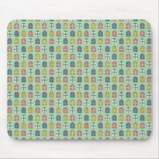 252 COLORFUL GIFTS BOXES GIFTBOXES PRESENTS  PATTE MOUSE PAD
