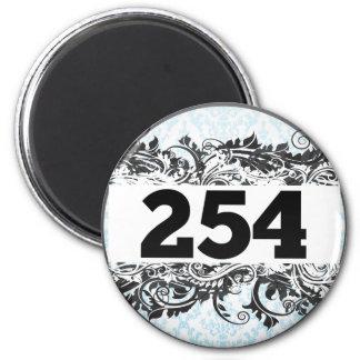 254 IMANES DE NEVERA