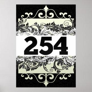 254 IMPRESIONES