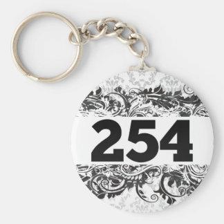 254 LLAVERO PERSONALIZADO