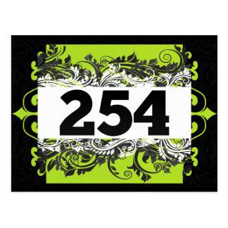 254 POSTAL