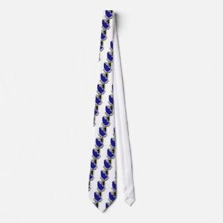 255th Infantry Regiment - Cor Ferreum Tie