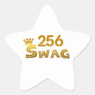 256 Alabama Swag Star Sticker