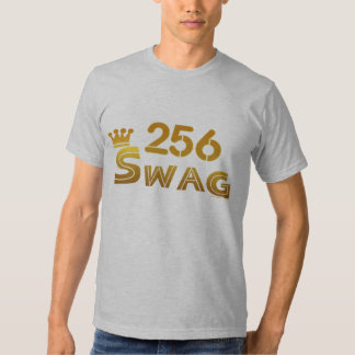 256 Alabama Swag T-Shirt