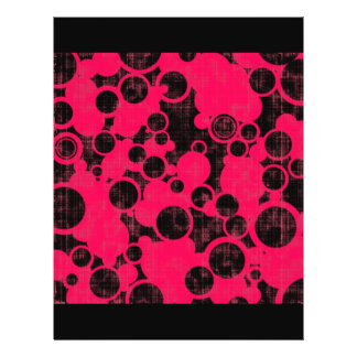 257__pink-urban-paper HOT PINK BLACK URBAN PAPER