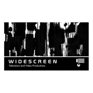258 con pantalla grande - Extracto en negro Tarjetas Personales