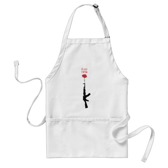 25 Abril Adult Apron