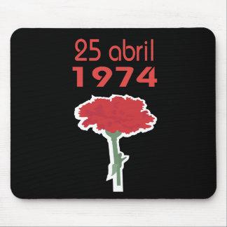 25 Abril Tapete De Raton